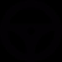 Car Steering Wheel vector
