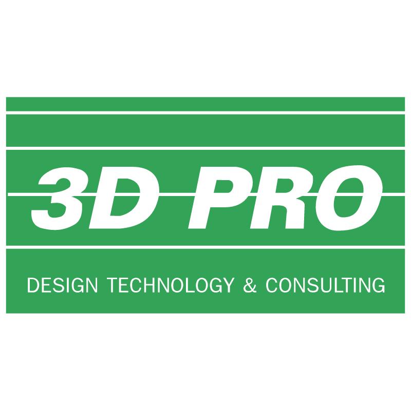 3D Pro vector
