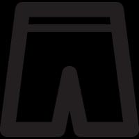 Short Pants vector