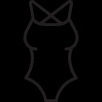 Women Swimsuit vector