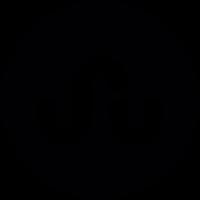 Stumbleupon Logo Button vector