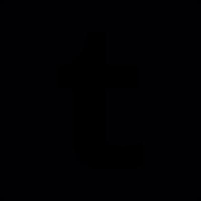 Tumblr square Logo vector logo