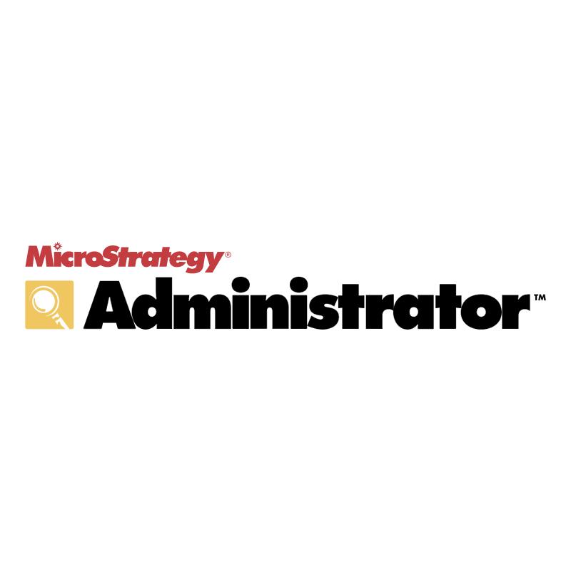 Administrator 41052 vector