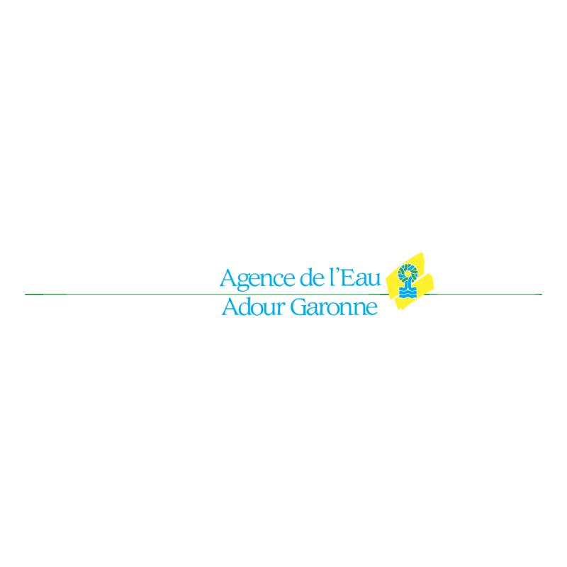 Adour Garonne Agence de l'Eau 63352 vector logo