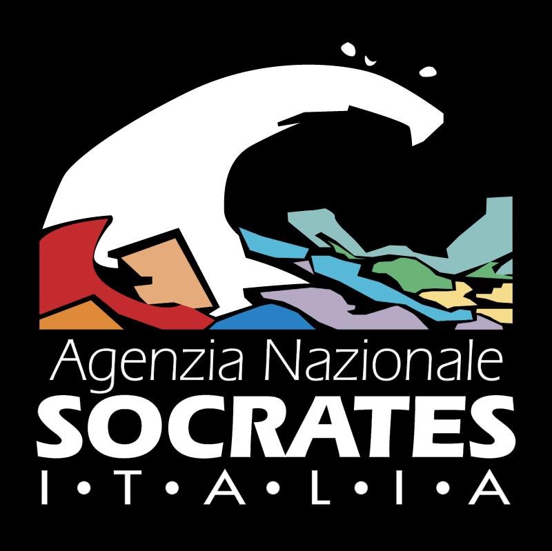 Agenzia nazionale Socrates Italia vector