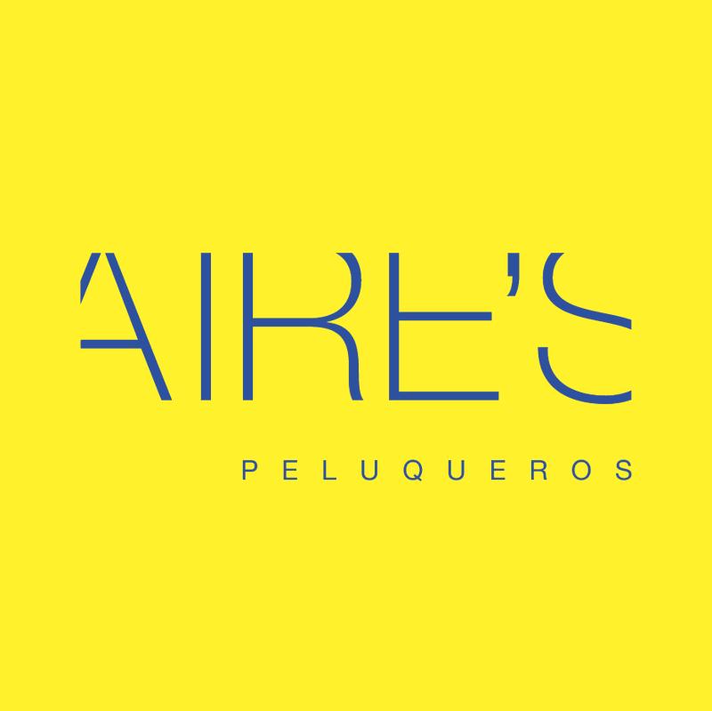 Aire's Peluqueros 50394 vector