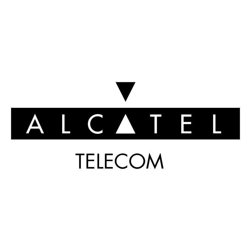 Alcatel Telecom vector