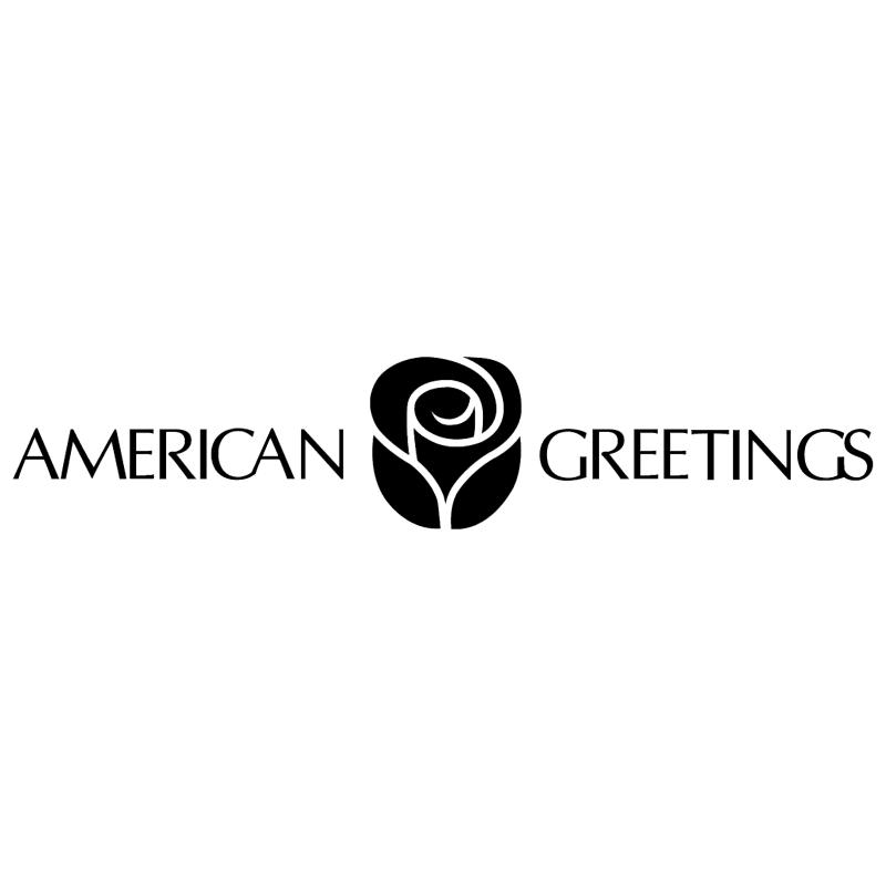 American Greetings 4118 vector