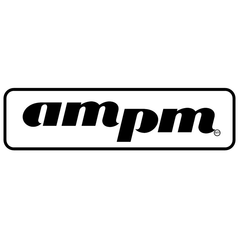 AmPm vector