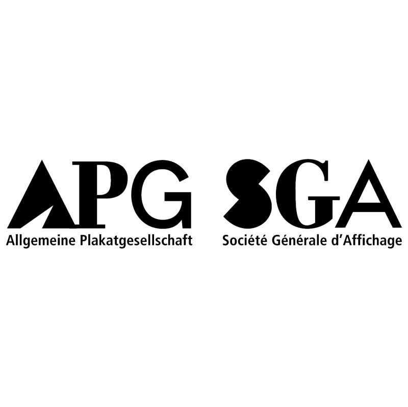 APG SGA 37387 vector logo
