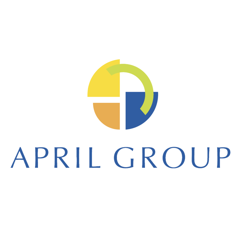 April Group vector