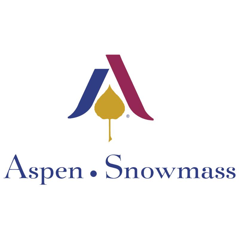 Aspen Snowmass 12437 vector