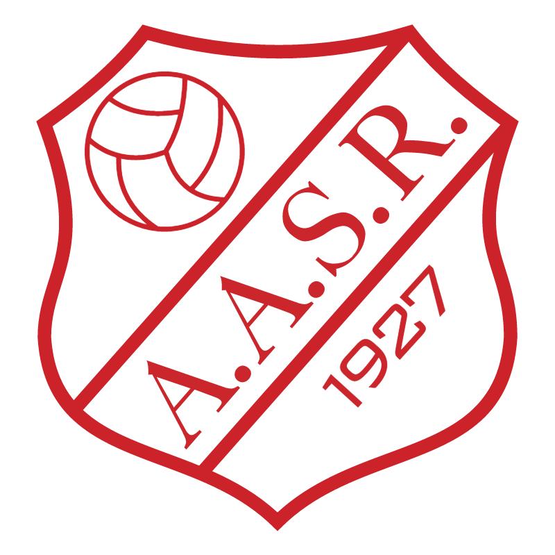 Associacao Atletica Santarritense de Santa Rita do Passa Quatro SP vector