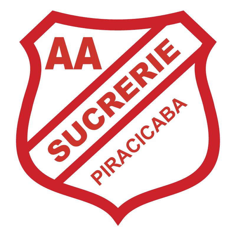 Associacao Atletica Sucrerie de Piracicaba SP vector