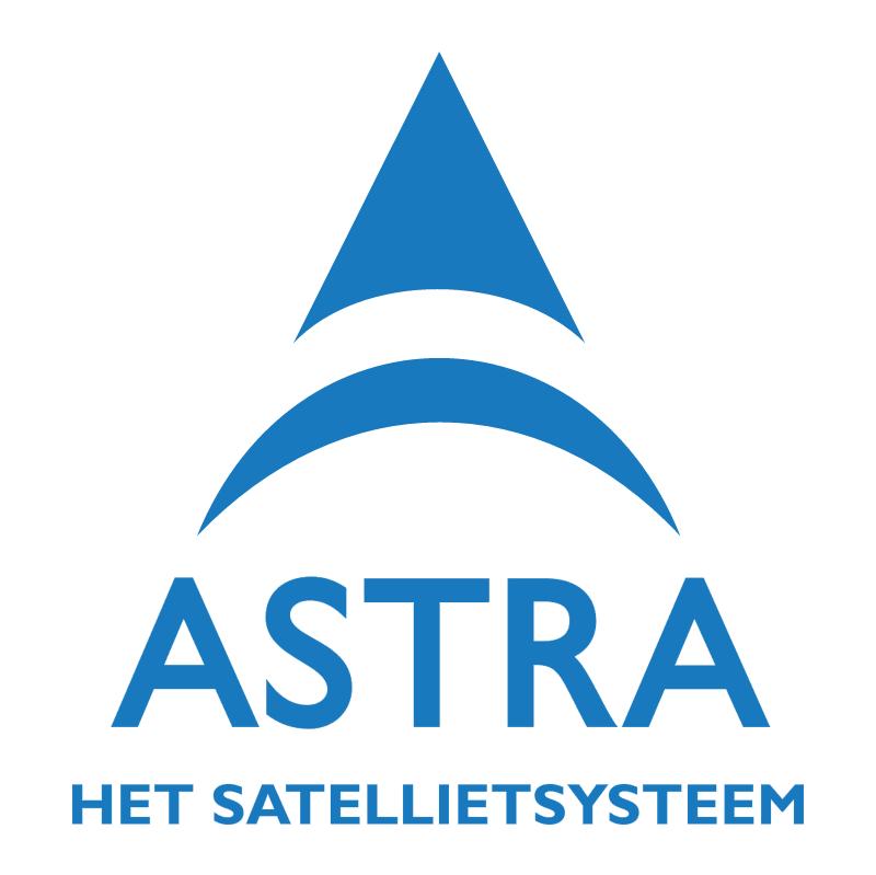 Astra vector logo
