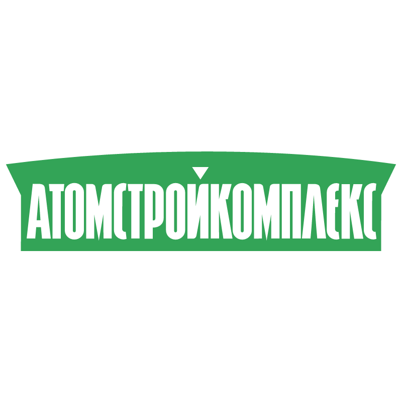 Atomstrojcomplex vector
