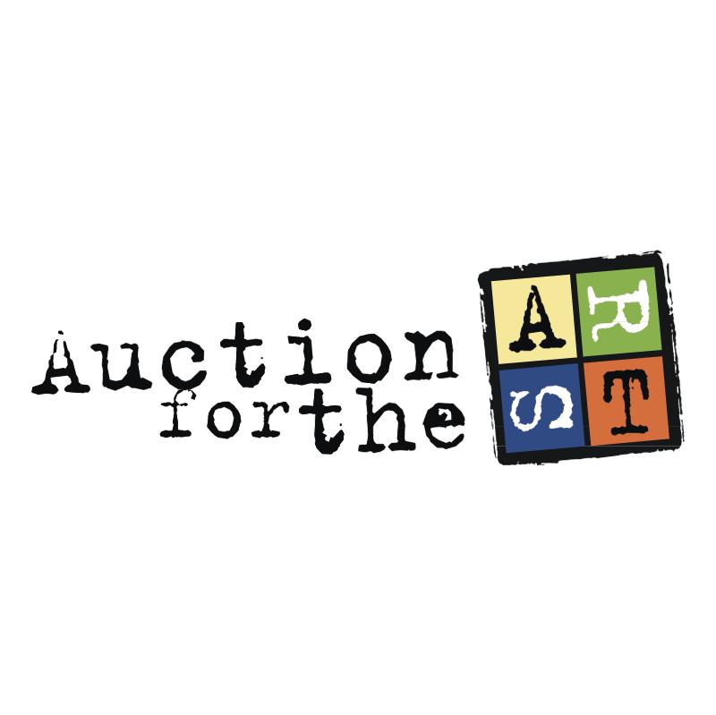 Auction Forthe Arts 59386 vector logo