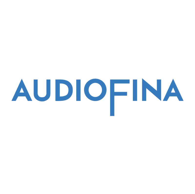 Audiofina vector