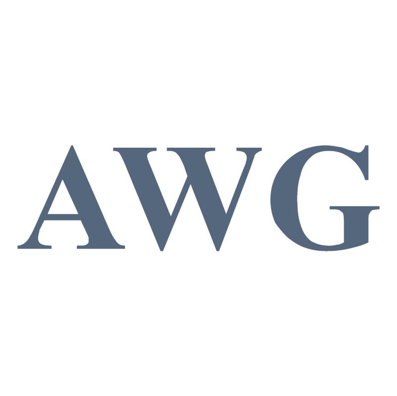 AWG vector logo