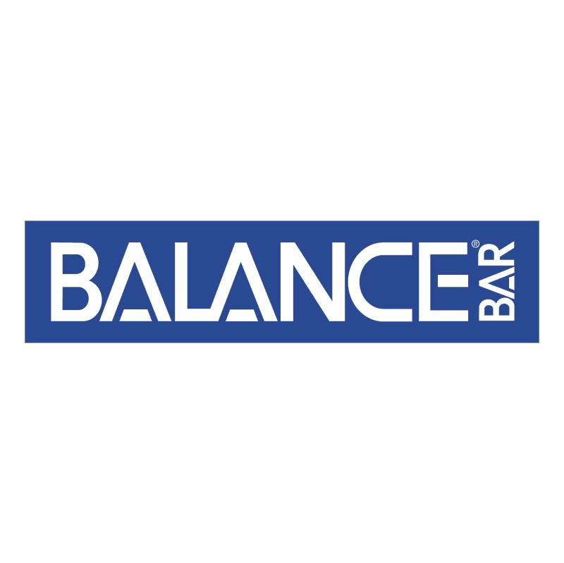 Balance Bar vector logo