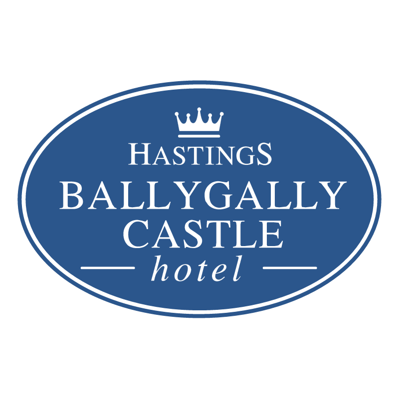 Ballygally Castle Hotel vector