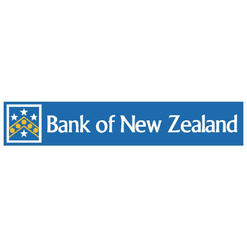 Bank of New Zealand vector logo
