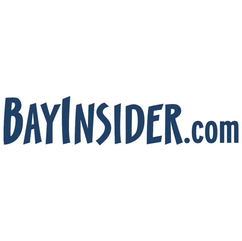 BayInsider vector