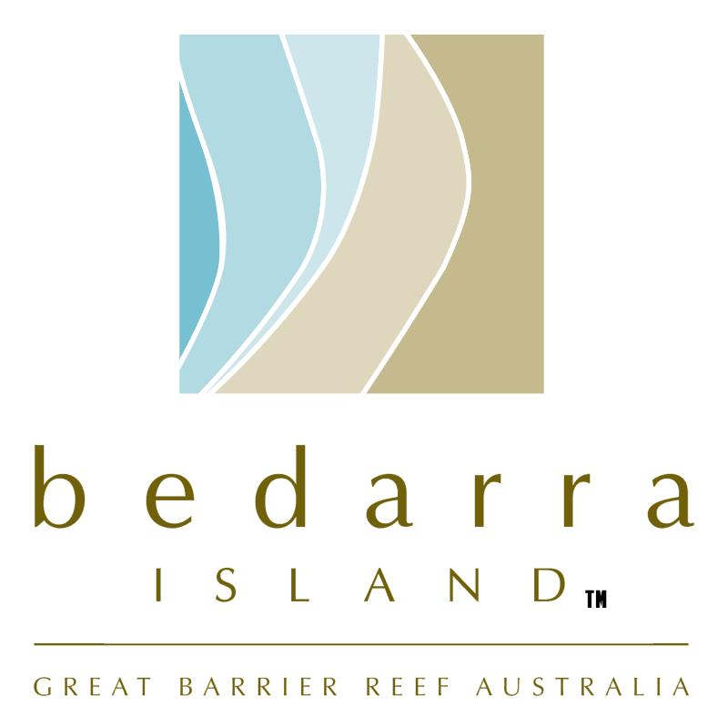 Bedarra Island vector