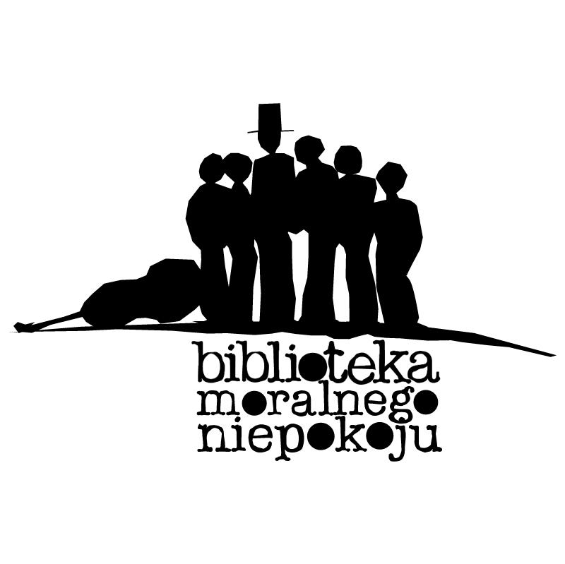 Biblioteka Moralnego Niepokoju 24299 vector logo