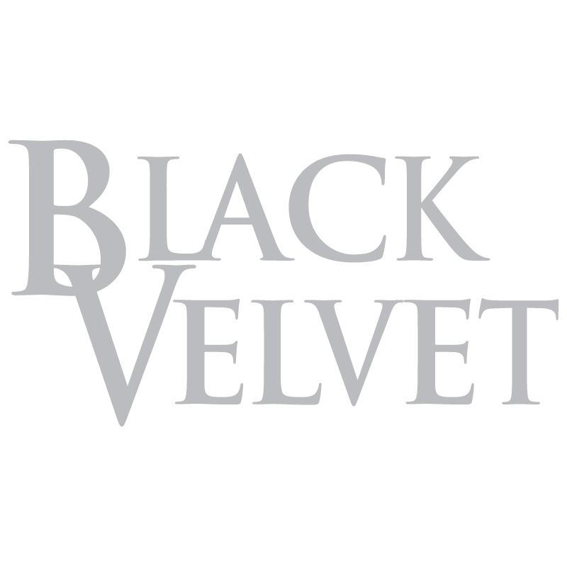 Black Velvet vector