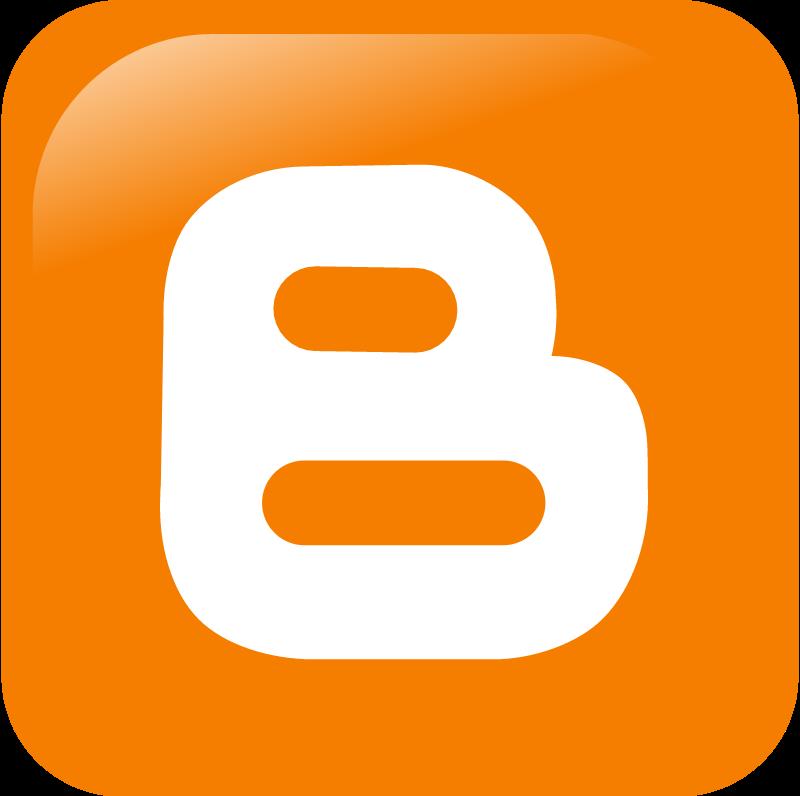 Blogger vector