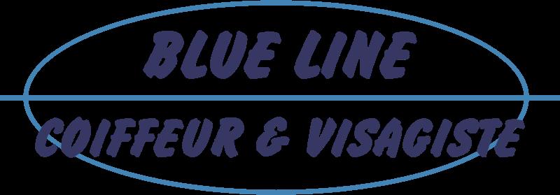 Blue Line logo vector