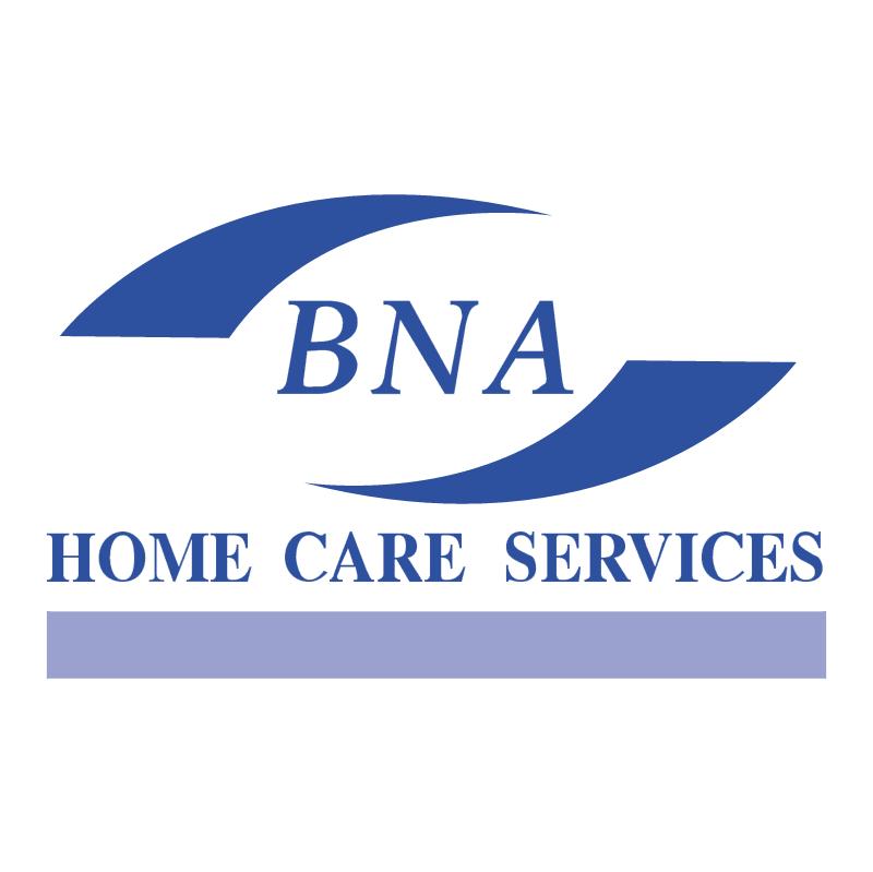 BNA Home Care Service 35656 vector logo