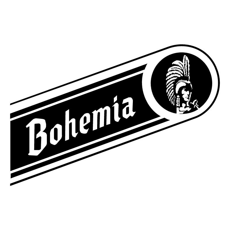 Bohemia Beer Cerveza vector
