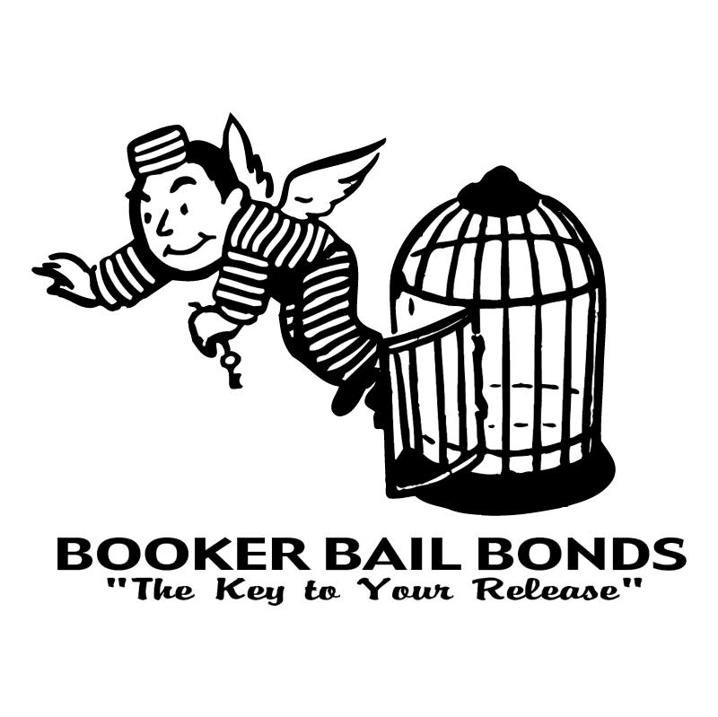 Booker Bail Bonds vector
