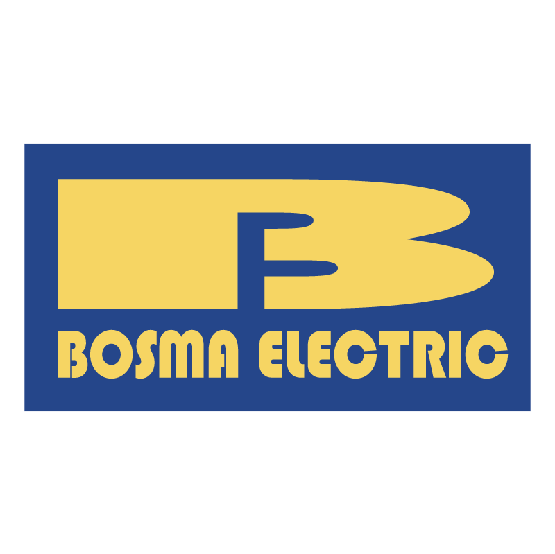 Bosma Electric vector