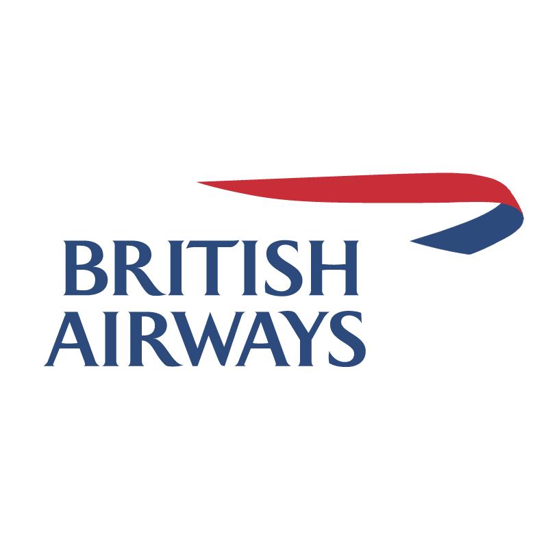British Airways 48174 vector