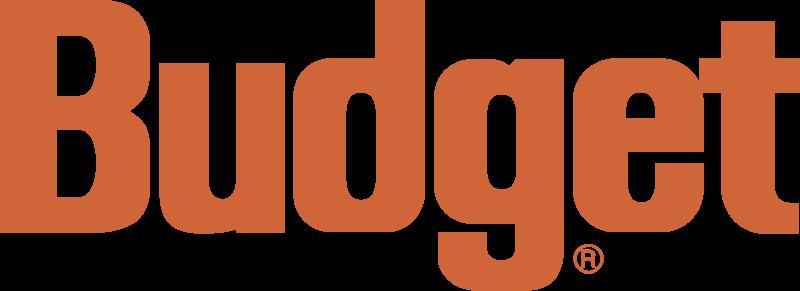 Budget logo vector