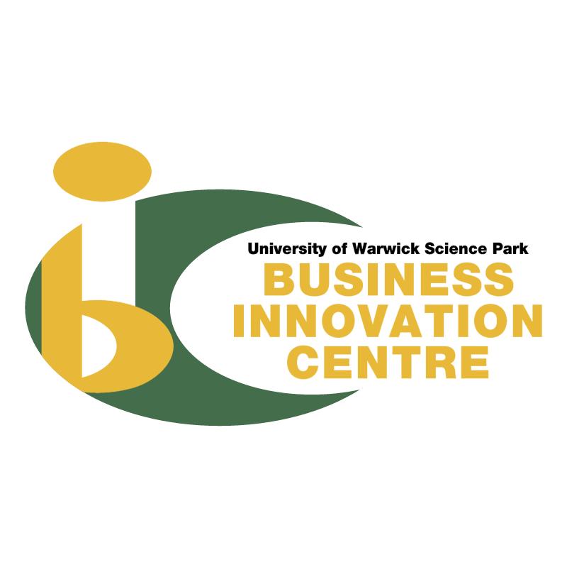 Business Innovation Centre 70730 vector logo