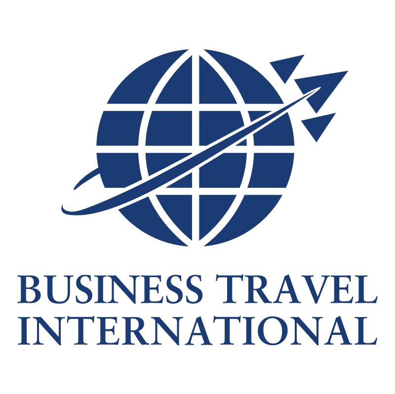 Business Travel International 38681 vector logo