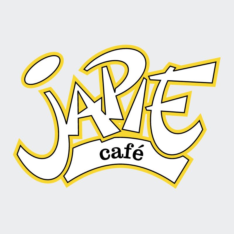 Cafe Japies vector