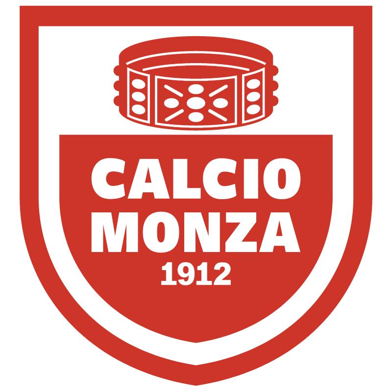 Calcio Monza 7864 vector