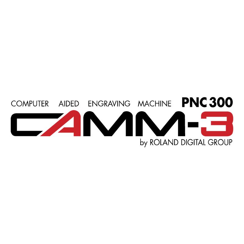 CAMM 3 vector