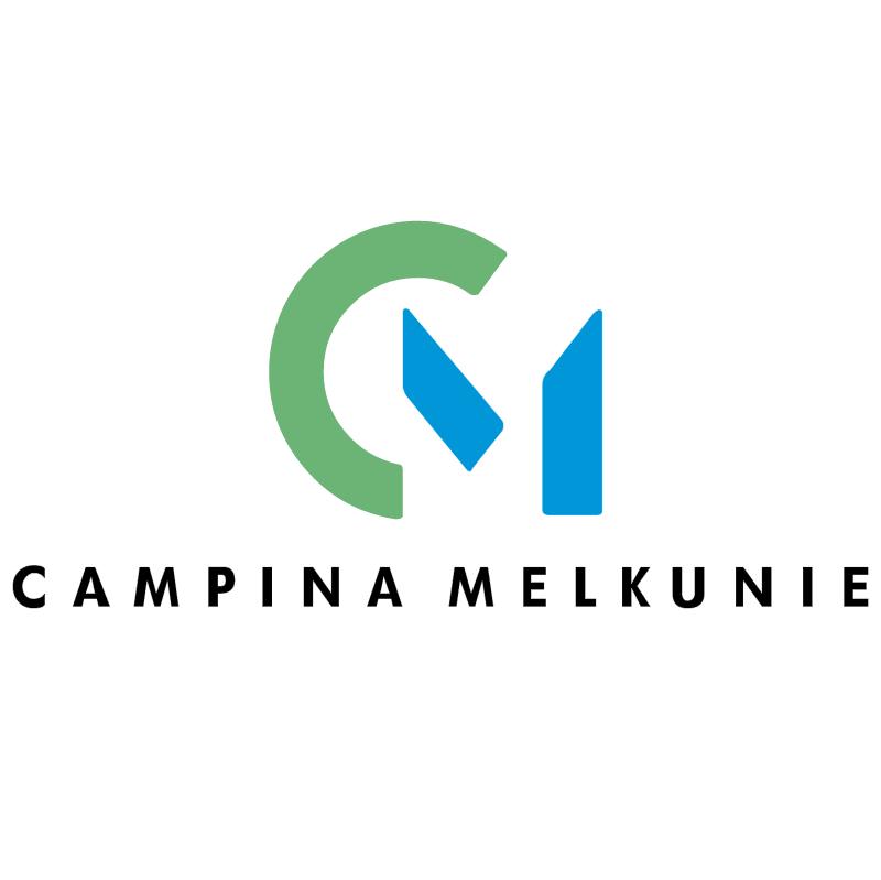 Campina Melkunie vector