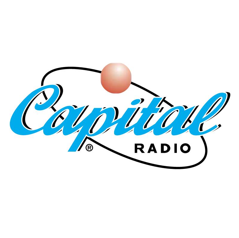 Capital Radio vector