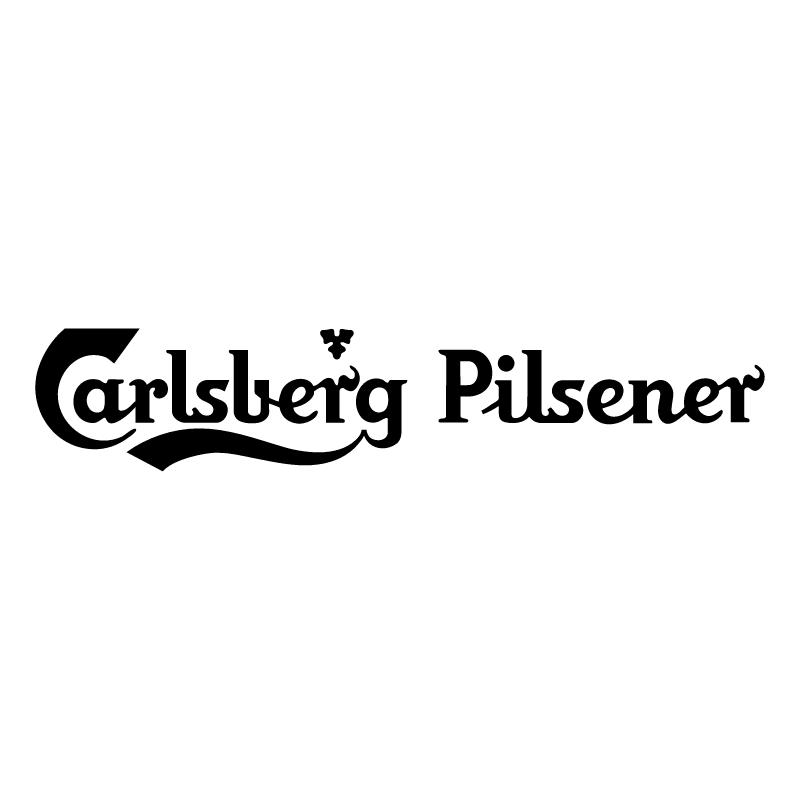 Carlsberg Pilsener vector