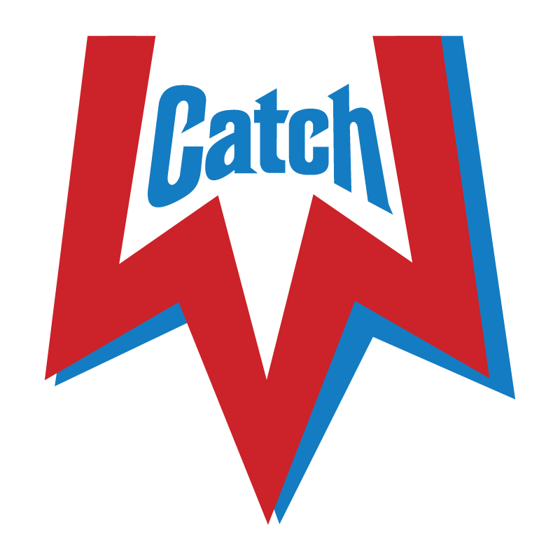 Catch vector logo