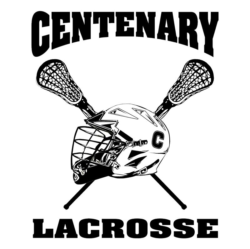 Centenary Lacrosse vector