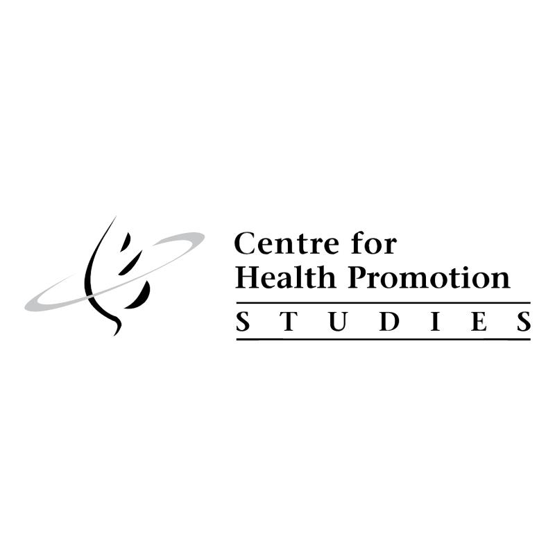 Centre for Health Promotion Studies vector logo