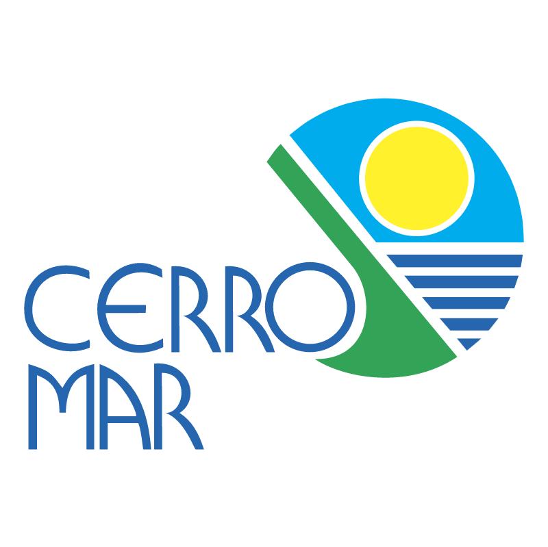 Cerro Mar vector
